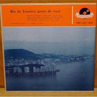 Severino Filho E Sua Orquestra De Danças* - Rio De Janeiro, Gosto De Você (LP, Album)