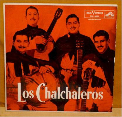 Los Chalchaleros - Los Chalchaleros (LP, Album, RE)