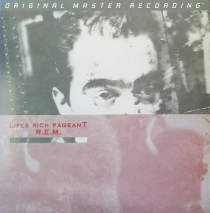 R.E.M. - Lifes Rich Pageant (LP, Album, Ltd, Num, RE, RM, Gre)