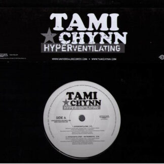 "Tami Chynn - Hyperventilating (12"", Promo)"
