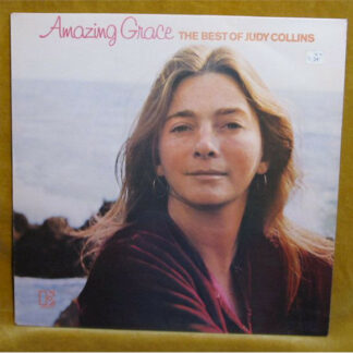 Judy Collins - Amazing Grace (The Best Of Judy Collins) (LP, Comp, RP)