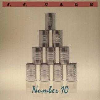 J.J. Cale - Number 10 (LP, Album, RE)