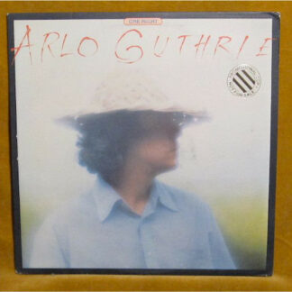 Arlo Guthrie With Shenandoah (2) - One Night (LP, Album, Los)