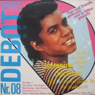 Various - Debüt LP / Zeitschrift Ausgabe 8 (LP, Comp)