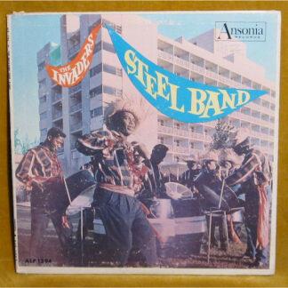 The Invaders Steel Band* - The Invaders Steel Band (LP, Mono)