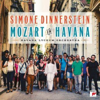 Simone Dinnerstein, Havana Lyceum Orchestra - Mozart In Havana (LP, Album, RE, 180)