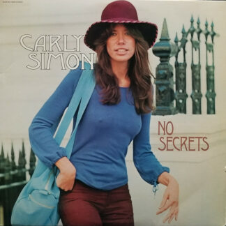 Carly Simon - No Secrets (LP, Album, Ter)