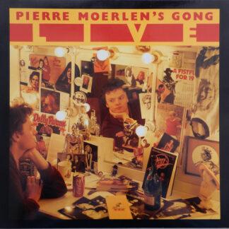 Pierre Moerlen's Gong - Live (LP, Album)