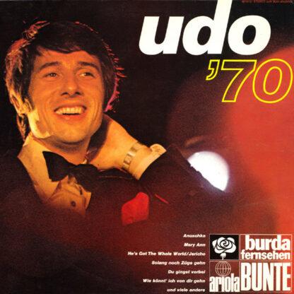 Udo Jürgens - Udo '70 (LP, Album)