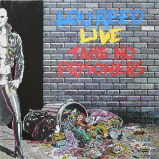Lou Reed - Lou Reed Live - Take No Prisoners (2xLP, Album)