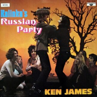 Ken James (2) - Kalinka's Russian-Party (LP)