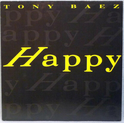 "Tony Baez - Happy (12"", Maxi)"