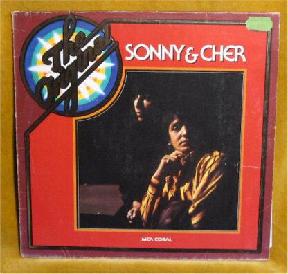Sonny & Cher - The Original Sonny & Cher (LP, Comp, RE)