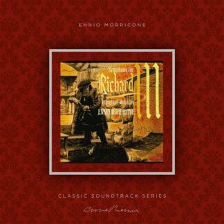 Ennio Morricone - Symphony For Richard III (LP, Ltd, Num, Tra)