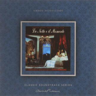 Ennio Morricone - La Notte E Il Momento (Colonna Sonora Originale Del Film) (LP, Album, Ltd, Num, RE, Tra)