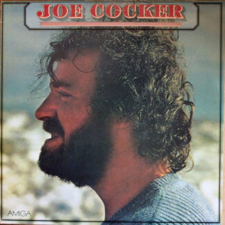 Joe Cocker - Joe Cocker (LP, Comp, RP)