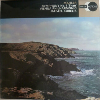 "Mahler*, Vienna Philharmonic Orchestra*, Rafael Kubelik - Symphony No. 1 In D Major ""Titan"" (LP, Album)"