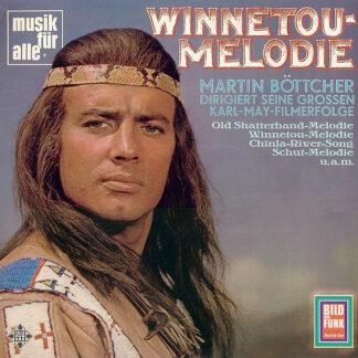 Martin Böttcher - Winnetou-Melodie (LP, Comp, RP)