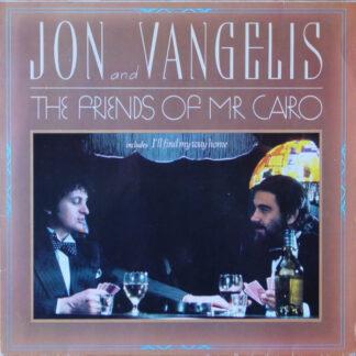 Jon And Vangelis* - The Friends Of Mr. Cairo (LP, Album, RE)