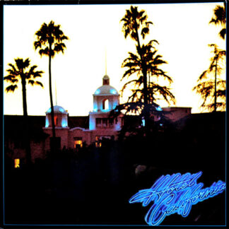 Eagles - Hotel California (LP, Album, RE, Gat)