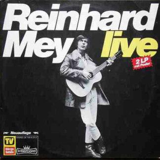 Reinhard Mey - Live (2xLP, Album, RE, S/Edition, Bla)