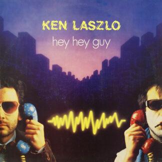 "Ken Laszlo - Hey Hey Guy (12"", Maxi)"