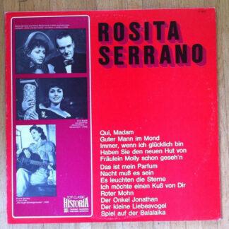 Rosita Serrano - Rosita Serrano (LP, Comp)