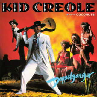 Kid Creole And The Coconuts - Doppelganger (LP, Album)