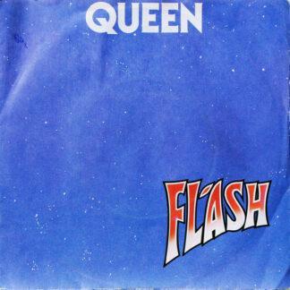 """Queen - Flash (7"""", Single, Bla)"""