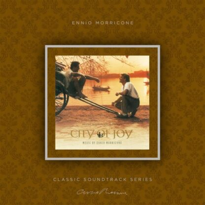 Ennio Morricone - City Of Joy (Original Motion Picture Soundtrack) (LP, Album, Ltd, Num, Tra)