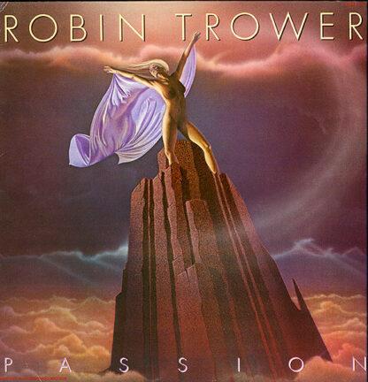 Robin Trower - Passion (LP, Album)