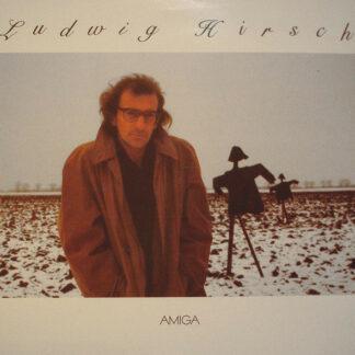 Ludwig Hirsch - Ludwig Hirsch (LP, Comp)