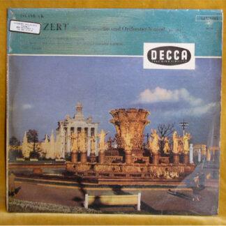 Dvořák*, Mstislaw Rostropowitsch*, Sinfonie-Orchester Des Sowjetischen Radios*, Boris Haikin* - Cellokonzert H-Moll (LP, Album, Mono)