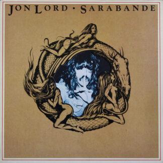 Jon Lord - Sarabande (LP, Album, Die)