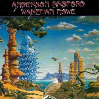 Anderson Bruford Wakeman Howe - Anderson Bruford Wakeman Howe (LP, Album, Gat)