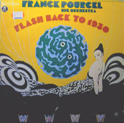 Franck Pourcel Big Orchestra* - Flash Back To 1930 (LP)