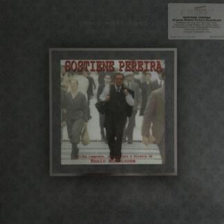 Ennio Morricone - Sostiene Pereira (Original Motion Picture Soundtrack) (LP, Album, Ltd, Num, Tra)