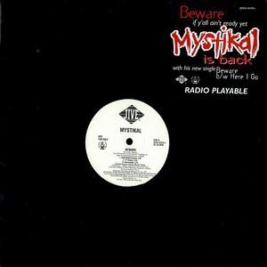 "Mystikal - Beware (12"", Promo)"