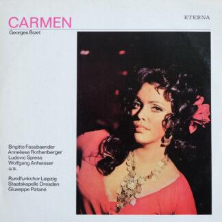 Georges Bizet - Carmen (Opernquerschnitt) (LP, RP)