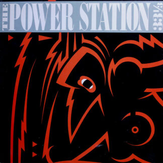 The Power Station - The Power Station 33⅓ (LP, Album)