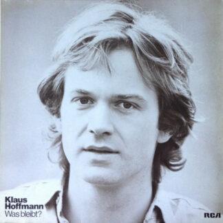 Klaus Hoffmann - Was Bleibt? (LP, Album, Gat)