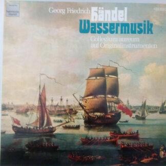 Georg Friedrich Händel, Collegium Aureum - Wassermusik (LP)
