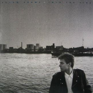Bryan Adams - Into The Fire (LP, Album, Ele)