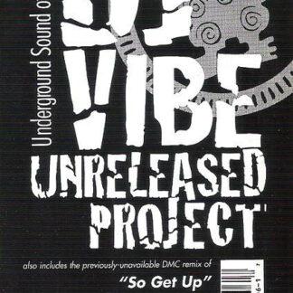 "DJ Vibe - Unreleased Project (12"")"