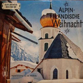 """Various - Alpenländische Weihnacht (10"""")"""