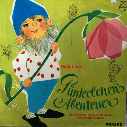 Dick Laan - Pünkelchens Abenteuer (LP)