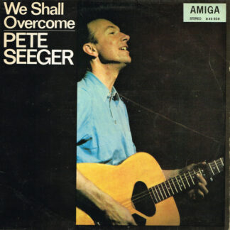 Pete Seeger - We Shall Overcome (LP, Album, RE, Red)