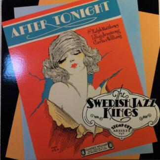 The Swedish Jazz Kings - After Tonight (LP, Album)