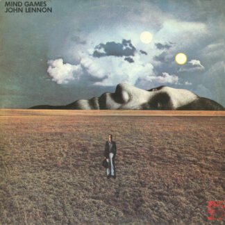 John Lennon - Mind Games (LP, Album)