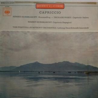 The Festival Symphony Orchestra*, Hans Schmidt-Isserstedt - Capriccio (LP)